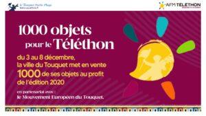 Les 1000 objets à vendre pour le Téléthon