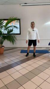 Gym douce avec Thierry Bardé