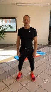 Gym Tonic avec Christophe