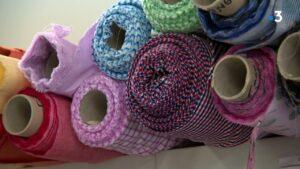 Une entreprise de Soissons fabrique un tissu virucide pour les isoloirs.