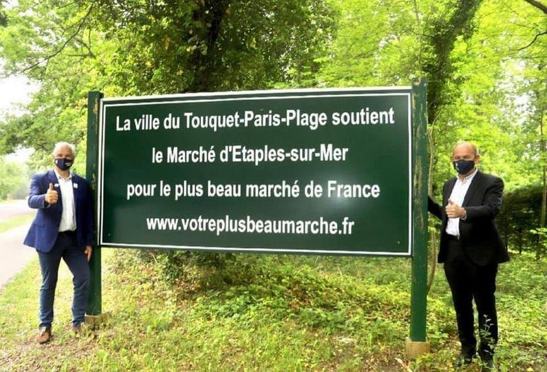 #VotrePlusBeauMarché