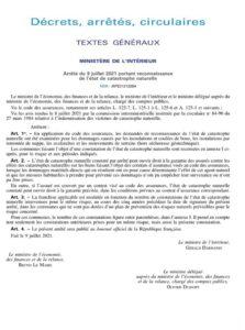 Inondations : l'état de catastrophe naturelle reconnu pour Le Touquet