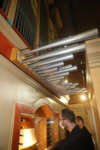 Les concerts d'orgue d'été reviennent !